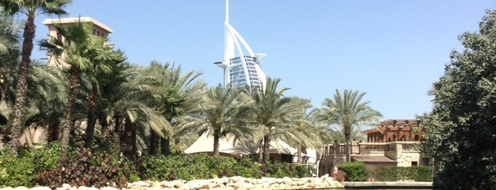 Al Qasr Hotel is one of The Dog's Bollocks' Dubai.