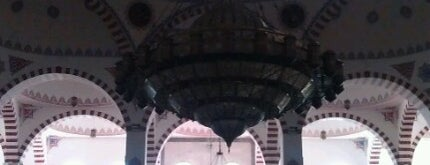 Центральная Джума-мечеть is one of Tempat yang Disimpan Alex.