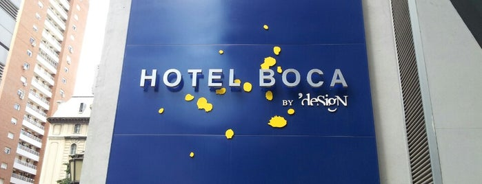 Hotel Boca by Design Suites is one of Places to visit in Buenos Aires.