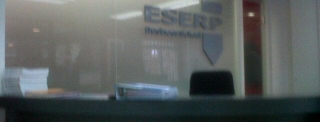 ESERP Business School is one of joe : понравившиеся места.