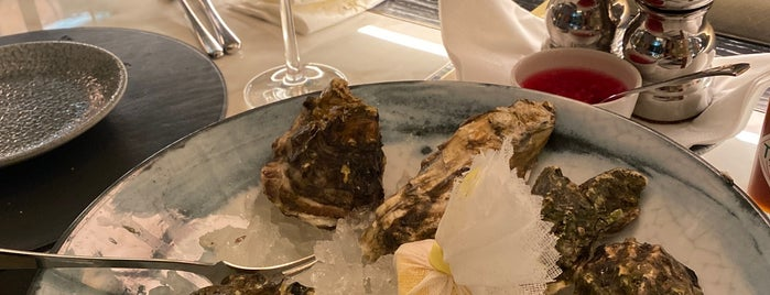 Caviar House Oyster Bar is one of Guide to London's best spots.