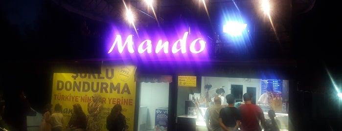 Tepecik Mando is one of สถานที่ที่บันทึกไว้ของ Emre.