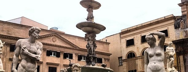Piazza Pretoria is one of SICILIA - ITALY.