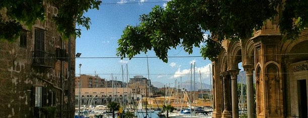 Piazza Marina is one of SICILIA - ITALY.