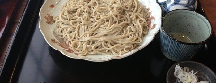 十割そば 迎賓庵 is one of 松山市の蕎麦屋.