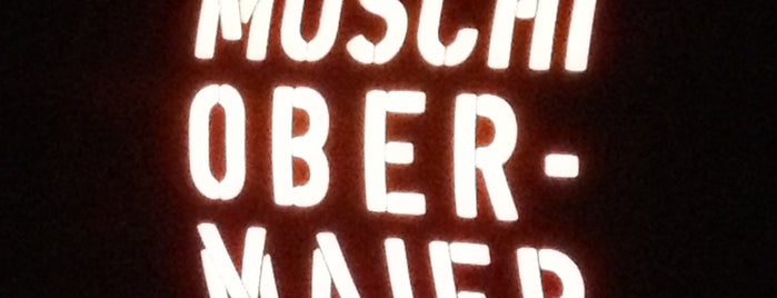 Muschi Obermaier is one of The Next Big Thing.