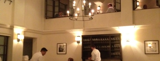Campanile is one of Jonathan Gold's 99 Essential LA Restaurants 2011.