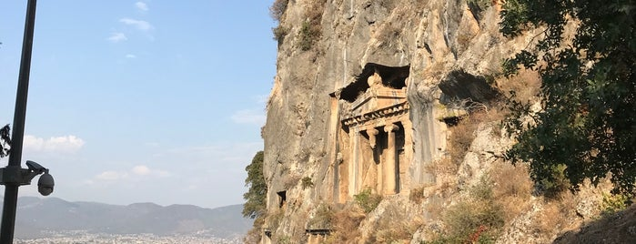 Rock Tombs is one of South Shore Of Turkey.