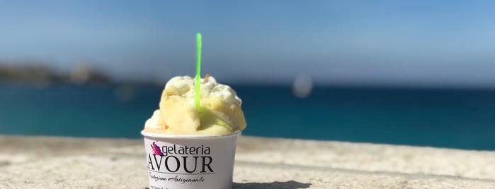 Gelateria Cavour is one of Puglia.