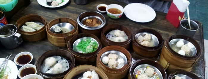 Toey Dimsum is one of Chiang Mai Local Food.