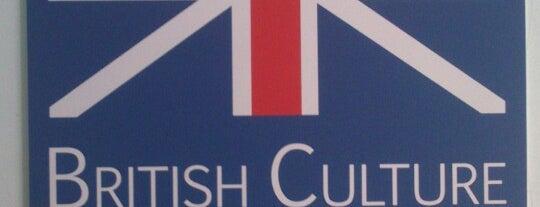 İngiliz Kültür Derneği Dil Okulları is one of Emrahさんの保存済みスポット.