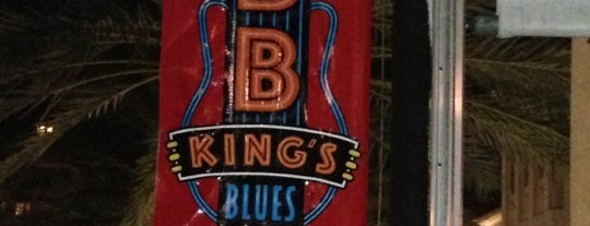 BB King's Blues Club is one of Must-visit Food in West Palm Beach.