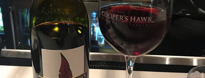 Cooper's Hawk Winery & Restaurant is one of Miami.