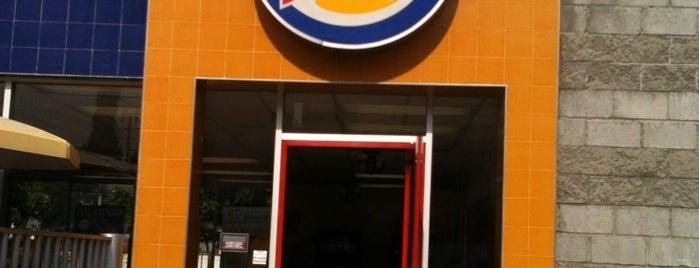 Burger King is one of Por corregir.