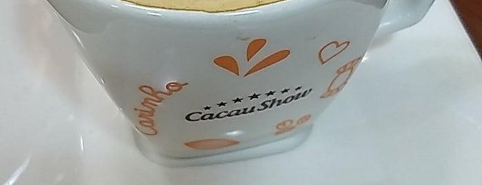 Cacau Show is one of สถานที่ที่ Raphaël ถูกใจ.