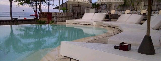 Cocoon Beach Club & Restaurant is one of Kuta — Jimbaran.