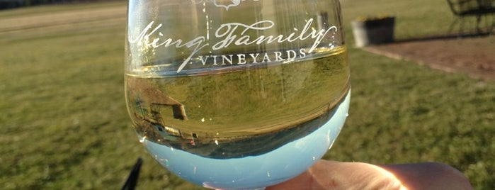 King Family Vineyards is one of charlottesville.
