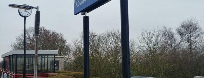 Station Koudum-Molkwerum is one of Friesland & Overijssel.