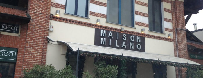 Maison Milano is one of Milano.