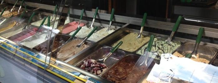 Gelateria Ice Cream is one of Italy.