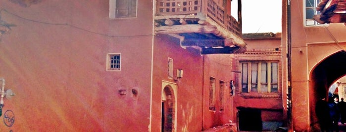 Abyaneh | ابیانه is one of Lugares favoritos de Adrian.
