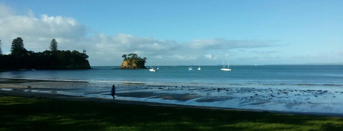 Torbay is one of Auckland.