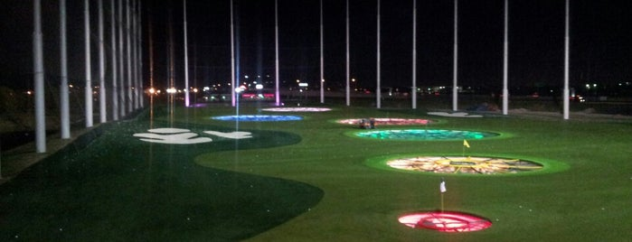 Topgolf is one of Misty's Saved Places.