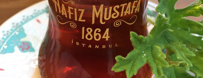 Hafız Mustafa 1864 is one of Locais curtidos por Senem.