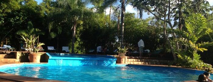 La Aldea De La Selva Lodge is one of Hoteles donde estuve.