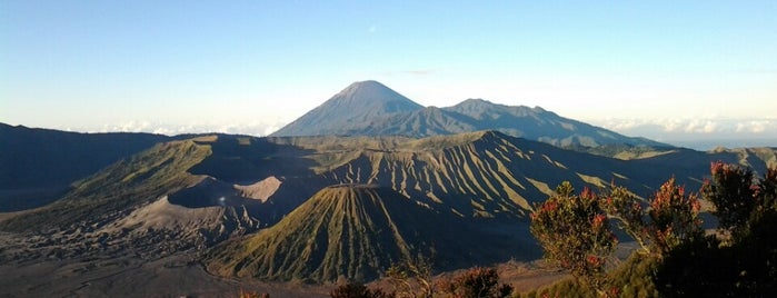Penanjakan Bromo is one of Locais curtidos por Erin.