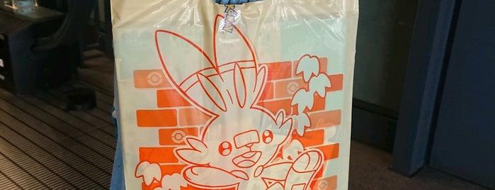 Pokémon Center Kyoto is one of Posti che sono piaciuti a Hideo.