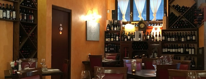 Ristorante il Girasole is one of Jurgis's Saved Places.