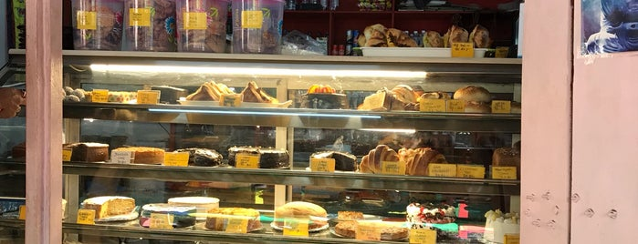 German Bakery Cafe is one of Лев : понравившиеся места.