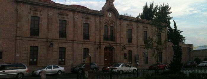 Facultad de Derecho y Ciencias Sociales de la UMSNH is one of Morelia.