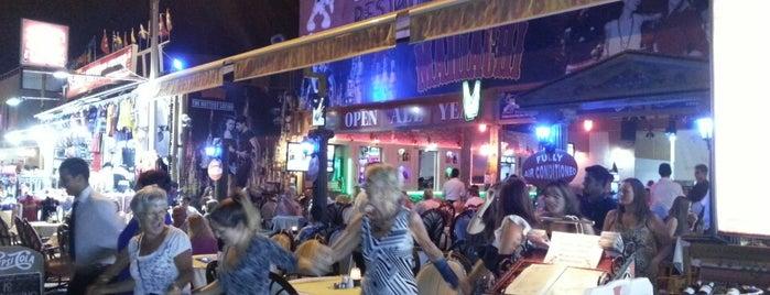 Pinocchio's Restaurant & Fun Pub is one of Didim.