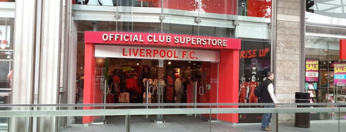 Liverpool FC Official Club Store is one of Liverpool.