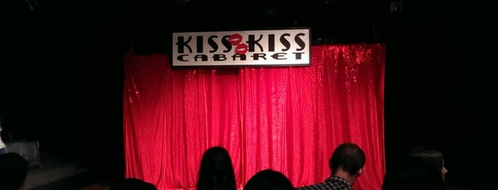 Kiss Kiss Cabaret is one of Chicago.