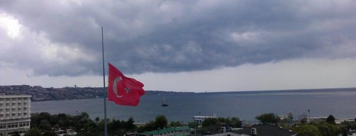 Büyükçekmece Adliyesi is one of İstanbul Adliyeleri.