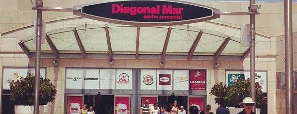 Diagonal Mar is one of BCN.