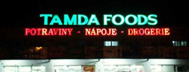 Tamda Foods is one of Tempat yang Disukai Jana.