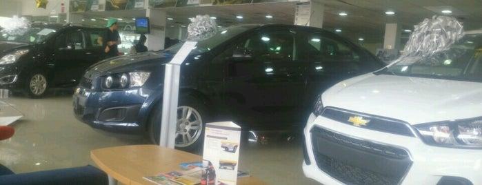 Chevrolet Querétaro Motors is one of Jose'nin Beğendiği Mekanlar.