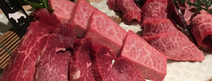 Aging Beef is one of Recommend ★.