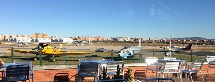 AeroClub Barcelona-Sabadell is one of Lieux qui ont plu à Miquel.