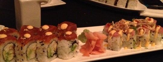 Shari Sushi Lounge is one of 寿司.
