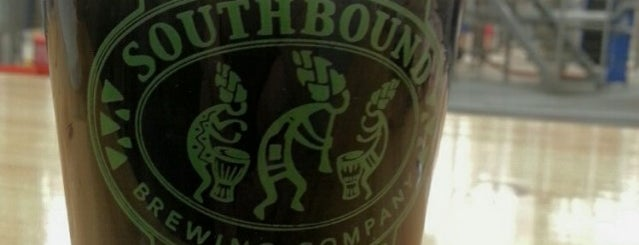 Southbound Brewing Company is one of Georgia Breweries.