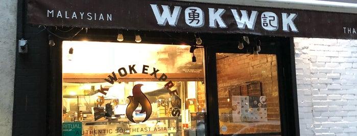 Wok Wok Express is one of Wish List.