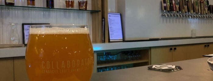 Collaboratory is one of Breweries I've been to..