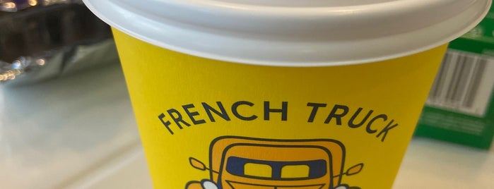 French Truck Coffee is one of New Orleans.