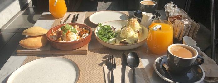 Riyadh breakfast 🍳
