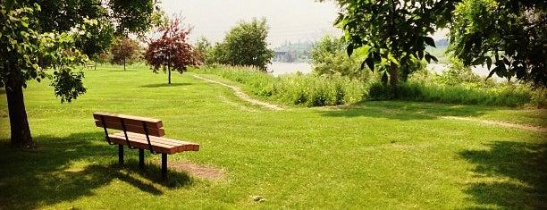 St. Vital Park is one of Winnipeg.